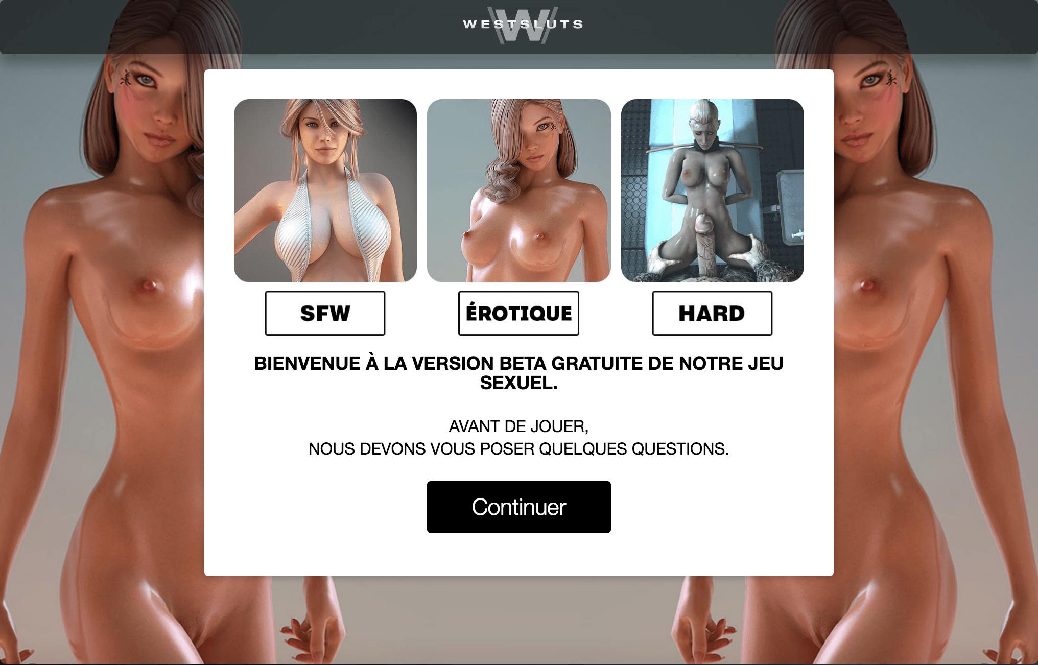 Femmes nues chaudes